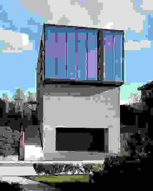 Woonhuis Graaf - Nicolaije Moderne huizen van bv Mathieu Bruls architect Modern