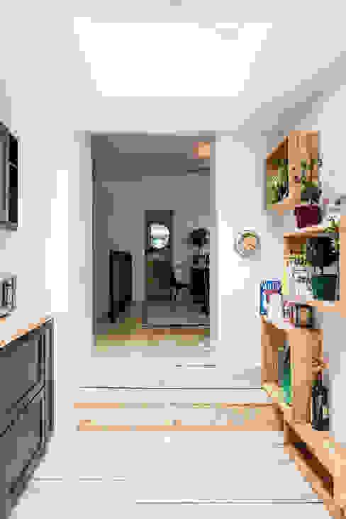 Olivier Stadler Architecte Kitchen