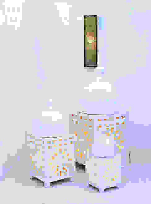 حدائق تنفيذ Decoración Andalusí Iluminación,
