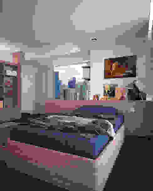 Moderne Schlafzimmer von Nelson W Design Modern