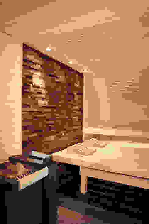 Spa modernos de Erdmann Exklusive Saunen Moderno