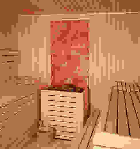 Spa de estilo  por INBECA Wellness Equipment, Moderno Madera Acabado en madera