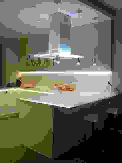 Dapur Minimalis Oleh Korin Design Minimalis MDF