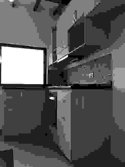 Detalles de muebles de la cocina Cocinas de estilo moderno de ALSE Taller de Arquitectura y Diseño Moderno