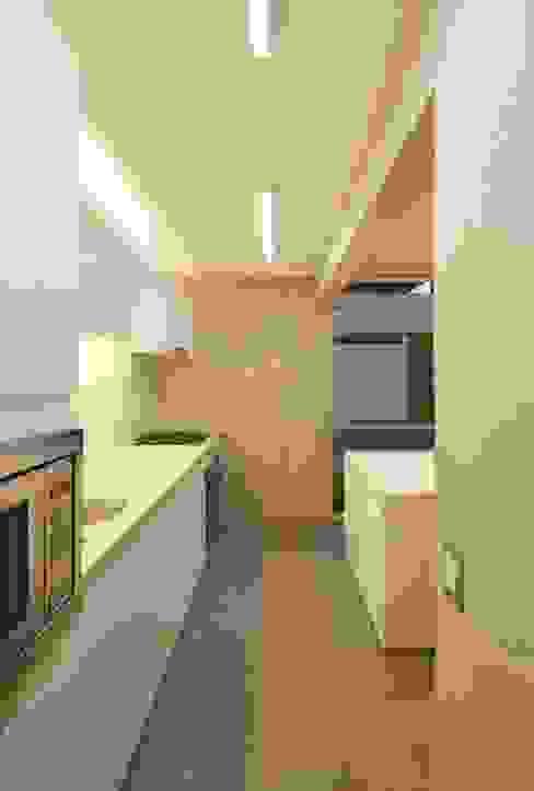 Casa Blanca Cocinas modernas de Martin Dulanto Moderno