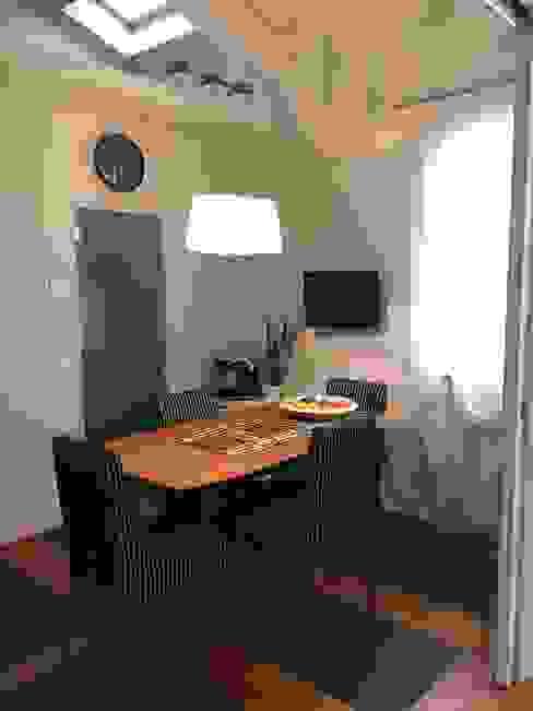 bilune studio Modern Dining Room
