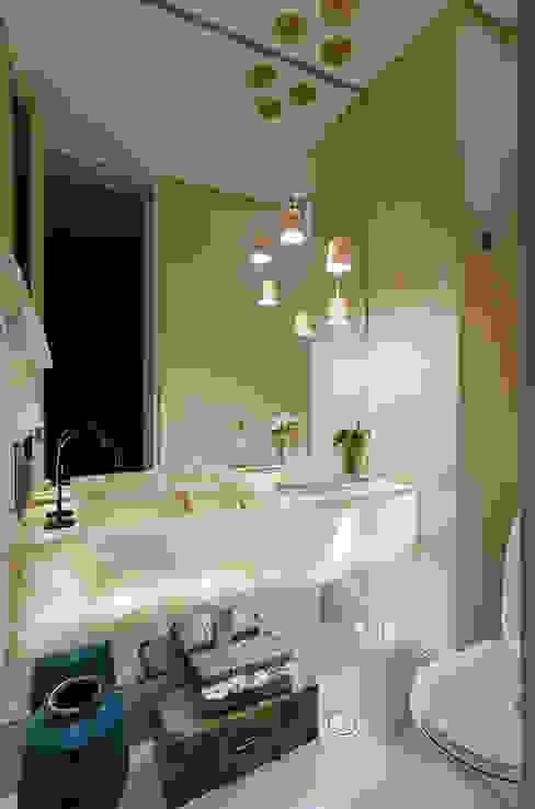 Lavabo Banheiros clássicos por Emmanuelle Eduardo Arquitetura e Interiores Clássico Mármore