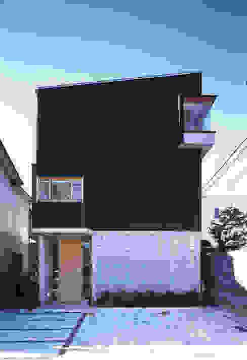 静岡の家 case001 岩川アトリエ モダンな 家