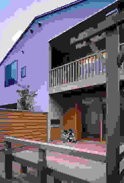 Rumah Modern Oleh 岩川アトリエ Modern
