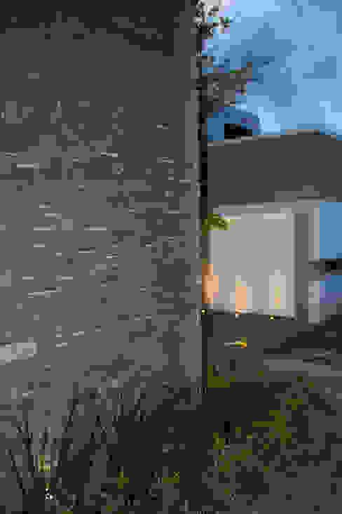 Casas de estilo  por Zaccanti & Monti arquitectos , Moderno
