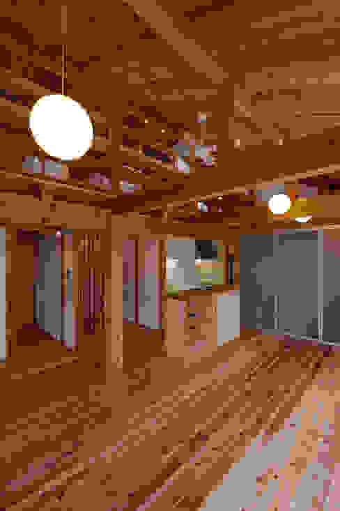 根據 高野三上アーキテクツ一級建築設計事務所 TM Architects 日式風、東方風