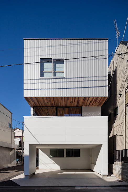 設計事務所アーキプレイス Modern home
