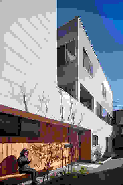 設計事務所アーキプレイス Moderne Häuser