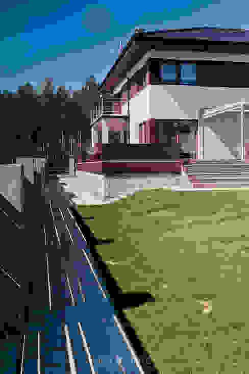 Arte Dizain. Agnieszka Hajdas-Obajtek Casas de estilo moderno