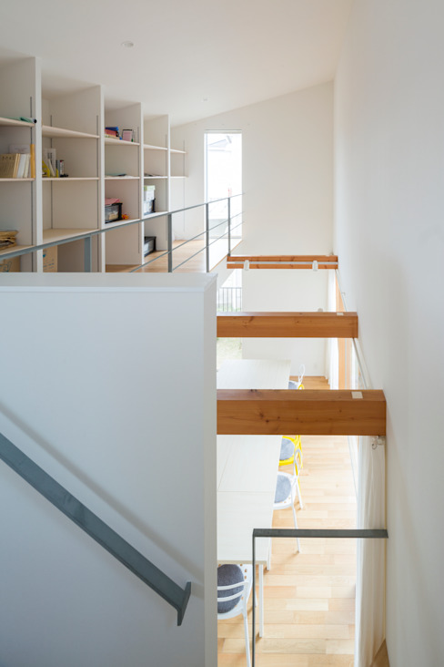 Studio R1 Architects Office의  방,