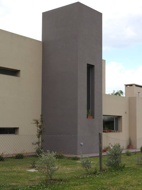 Erb Santiago Modern houses