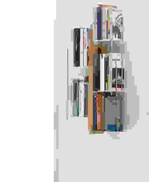 Zia Veronica | libreria sospesa | h 60 cm Le zie di Milano CasaArticoli Casalinghi Legno massello Effetto legno