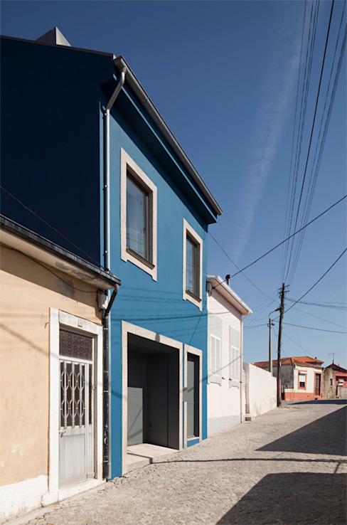 Casas minimalistas de Ricardo Caetano de Freitas | arquitecto Minimalista