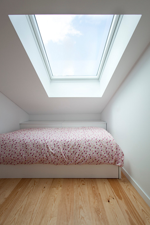 Dormitorios infantiles minimalistas de Ricardo Caetano de Freitas | arquitecto Minimalista