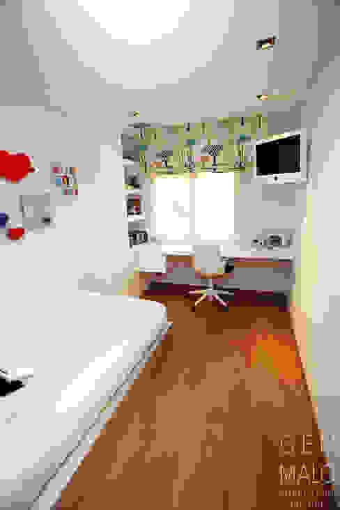 Gemmalo arquitectura interior Дитяча кімната MDF Білий