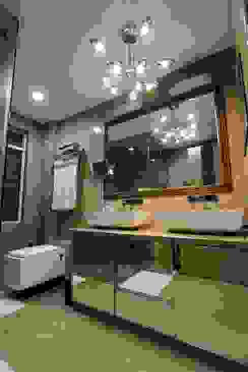Master Bathroom Modern bathroom by Mind Studio Modern