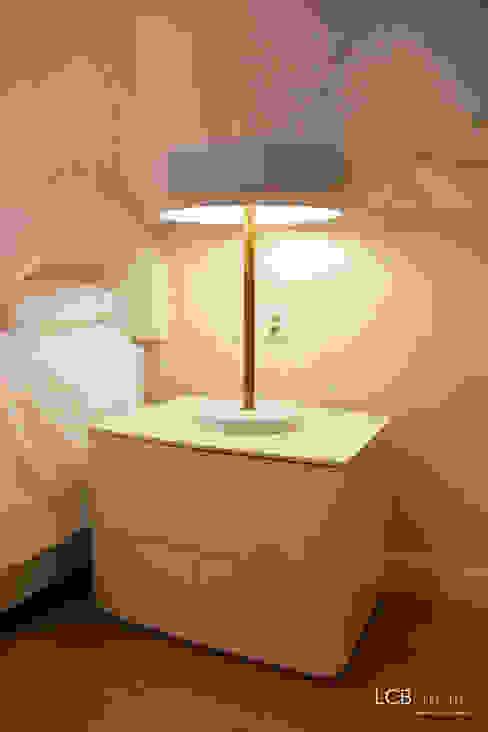 Quartos modernos por LCB studio Moderno