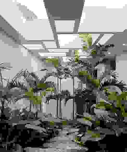 Dotto Francesco consulting Green Interior landscaping