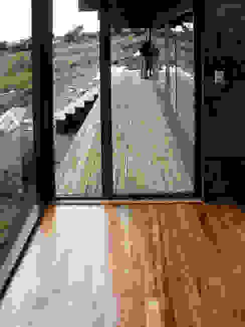 Dormitorio Dormitorios de estilo moderno de ALIWEN arquitectura & construcción sustentable - Santiago Moderno