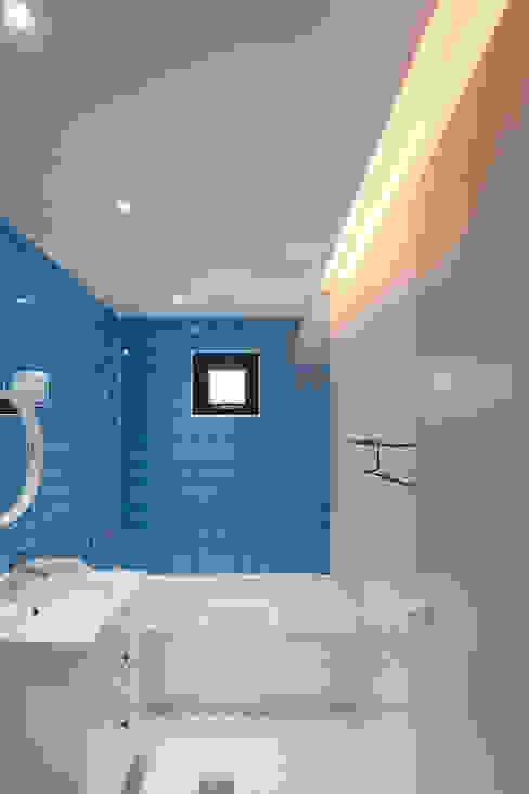 성석동 주택 (Seongseokdong House) : 위빌 의  욕실,
