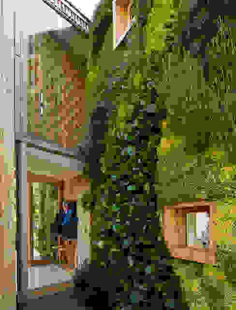 CASA ITAHUE Casas estilo moderno: ideas, arquitectura e imágenes de VERDE360 Moderno