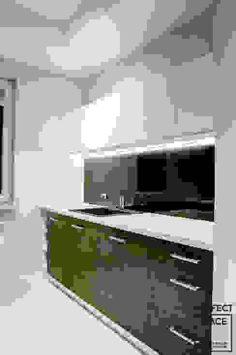 Perfect Space 現代廚房設計點子、靈感&圖片