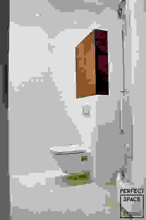Perfect Space 現代浴室設計點子、靈感&圖片