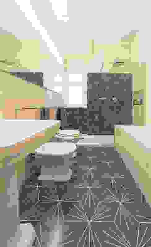 La Dolce Vita Bagno moderno di Interior Relooking Moderno