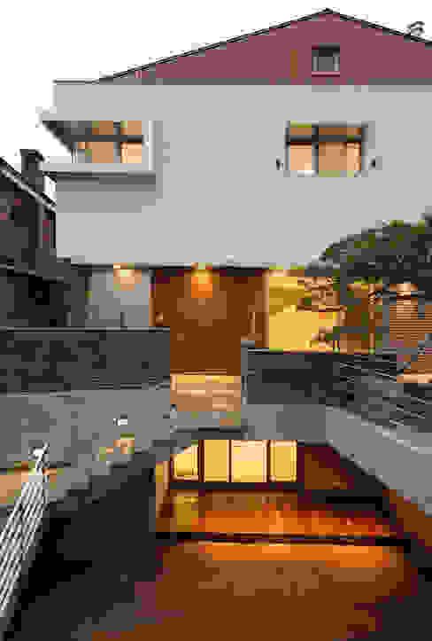 평창동 주택 (Pyeongchangdong House) 위빌 모던스타일 주택