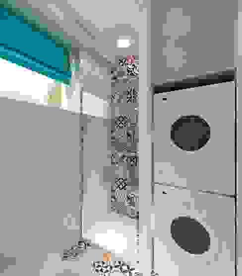 모던스타일 욕실 by Modify- Architektura Wnętrz 모던
