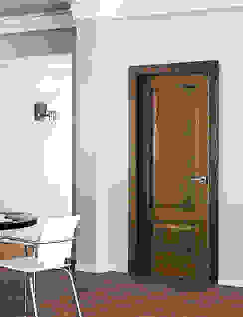 كلاسيكي  تنفيذ Puertas Castalla, كلاسيكي خشب متين Multicolored