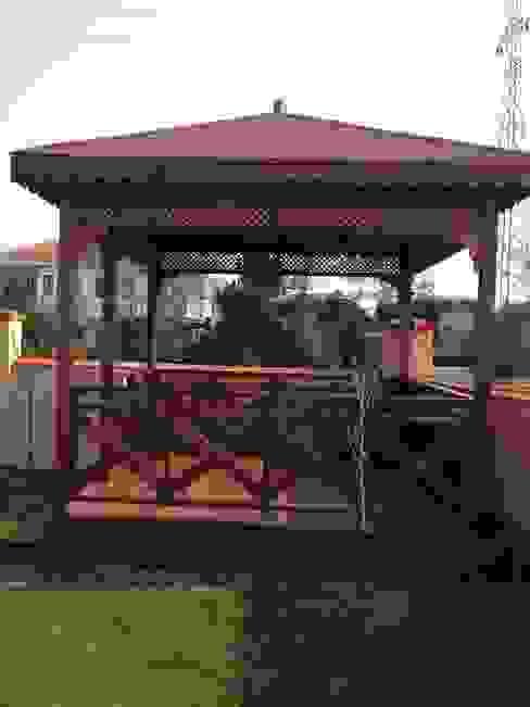 kamelya Modern Bahçe As3 Orman Ürünleri San Ve Tic Ltd Şti Modern Ahşap Ahşap rengi