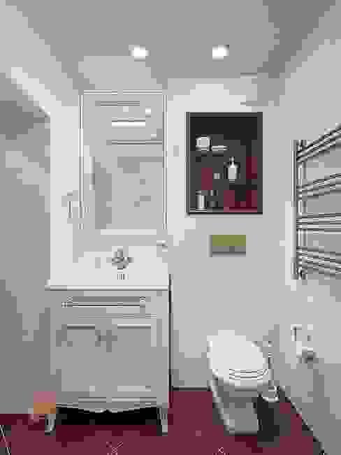 Phòng tắm phong cách kinh điển bởi Студия Павла Полынова Kinh điển