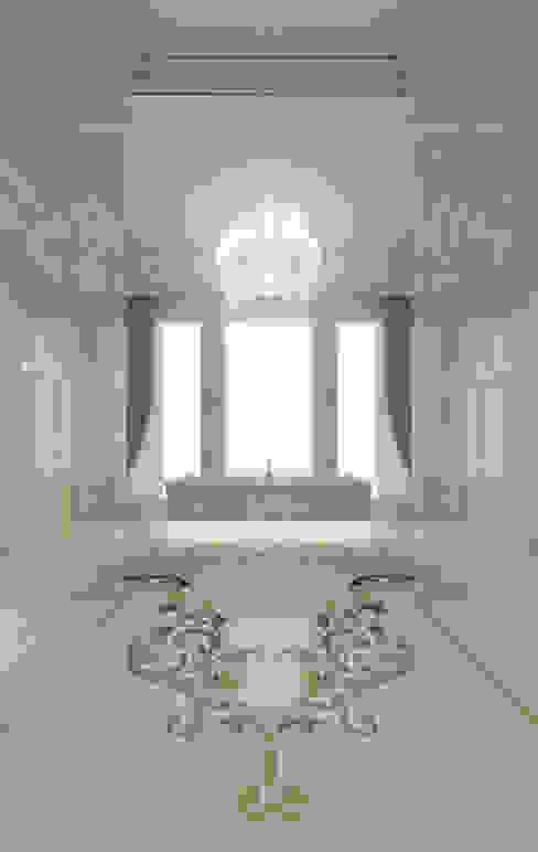Luxury Bathroom Like No Other Ванная комната в стиле минимализм от IONS DESIGN Минимализм Мрамор