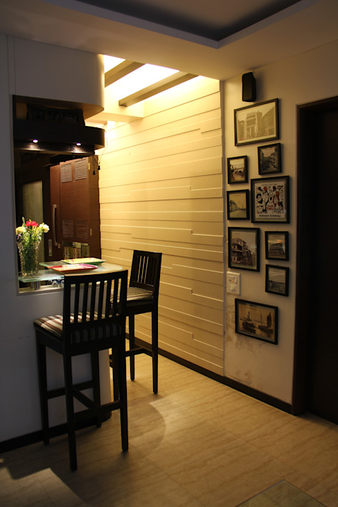 Kemps Corner:  Living room by Elevate Lifestyles