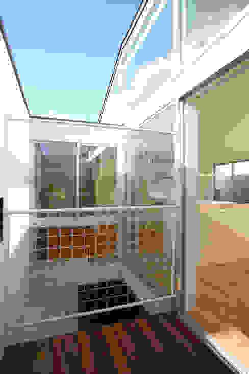 空と暮らす家 設計事務所アーキプレイス 北欧デザインの テラス