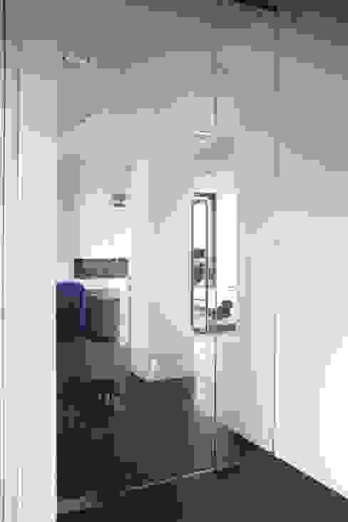 woonkamer Moderne woonkamers van Arend Groenewegen Architect BNA Modern