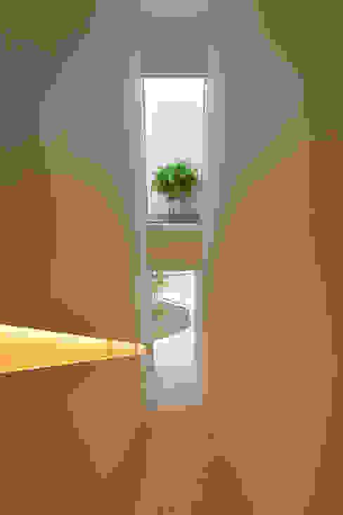 ODMR-HOUSE: 門一級建築士事務所が手掛けた廊下 & 玄関です。