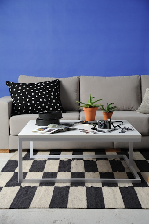 modern  by Elementos Argentinos, Modern Wool Orange