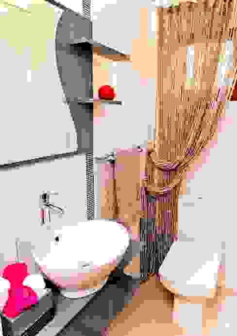 Fatoş -Halil Kaan evi / Boğaz Modern Banyo Şölen Üstüner İç mimarlık Modern
