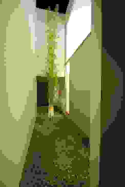 HKM-house : 門一級建築士事務所が手掛けた庭です。