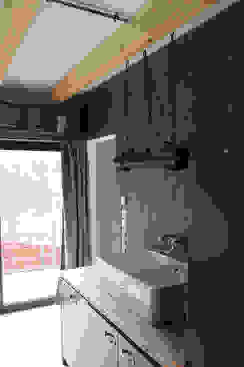 廚房 by GRID architektur + design
