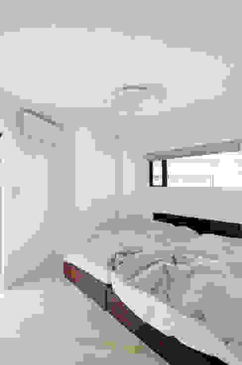 遊友建築工房의  침실