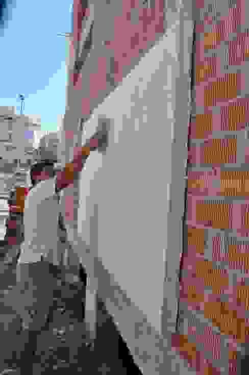Walls by FRAMASA CONSTRUCTORA DEL NOROESTE SLU