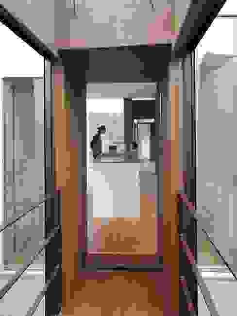 藤原・室 建築設計事務所의  주방, 모던